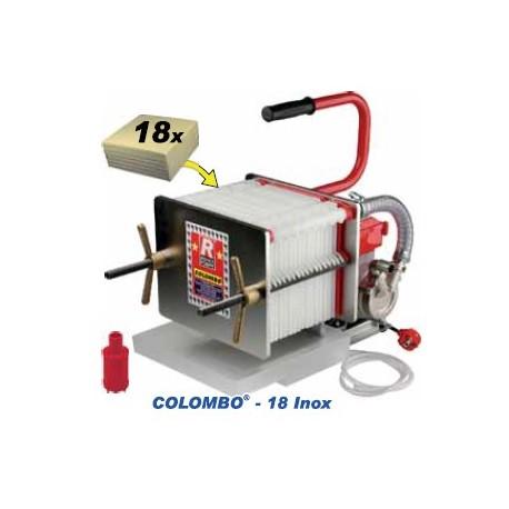 Colombo 18 lnox - automatischer Pressfilter