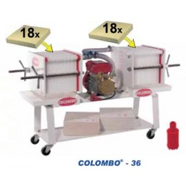 Colombo 36 - automatinis presfiltrs