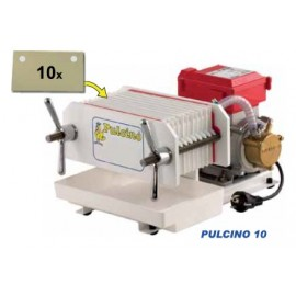 Pulcino 10 - auto-presfiltrs