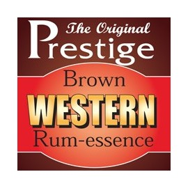 Brown Western Rum essence 20ml