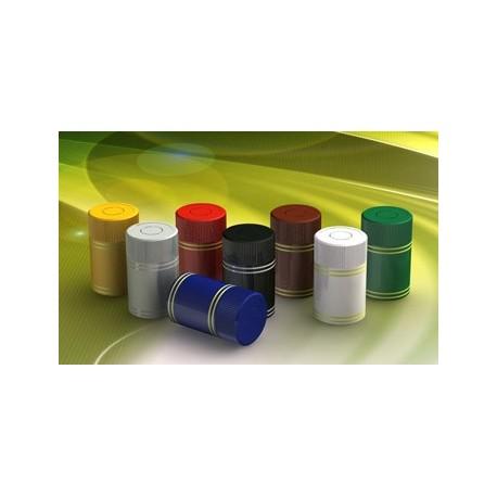 Plastikiniai dangteliai su dozatorius (1000 gb.)