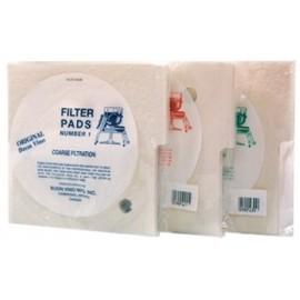 Filter pads STERILE for Superjet (3 pcs.)