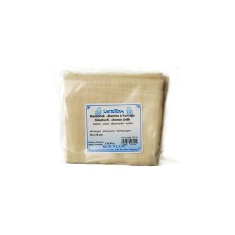 Tuch für Käse (Filtration) 75x75cm (2 Stk.)