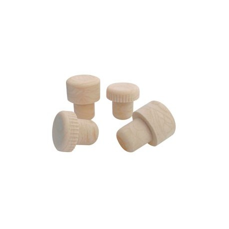 """""""T"""" synthetic cork 19-28x10mm"""