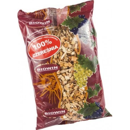 Chips (100% cherry) for smoking and grilling 450g