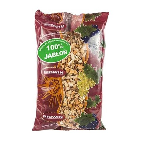 Chips (100% apple) for smoking and grilling 450g