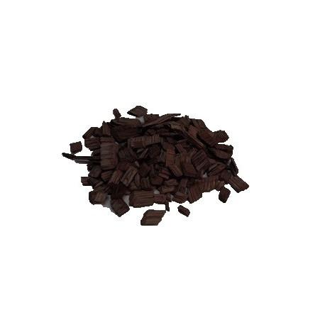 American Oak chips 100g (Heavy Toast, medium size)