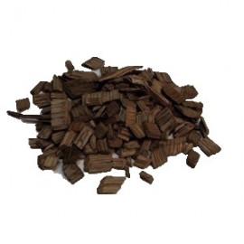 American Oak chips 1kg (Medium Toast, medium size)