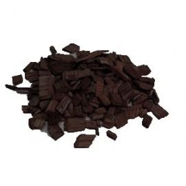 American Oak chips 1kg (Heavy Toast, medium size)
