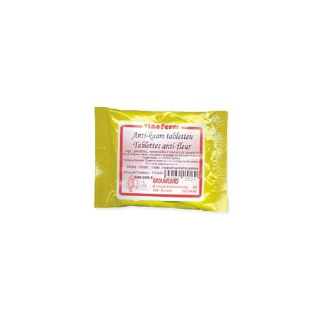 Anti-mold tabletės ANTIFLOR 12 vnt.
