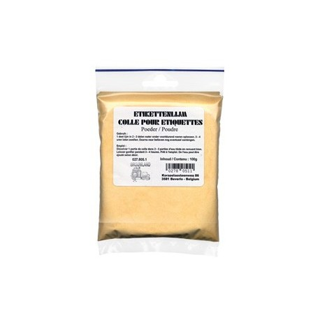 Label glue powder 1kg