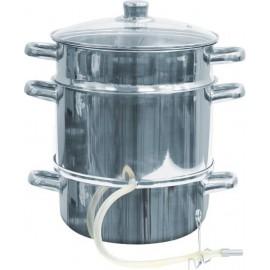 Juice extractor-steam boiler 5,2L