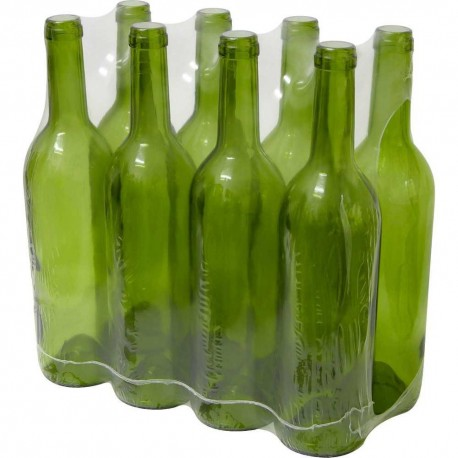 Wine bottles 0,7L (8pcs.)