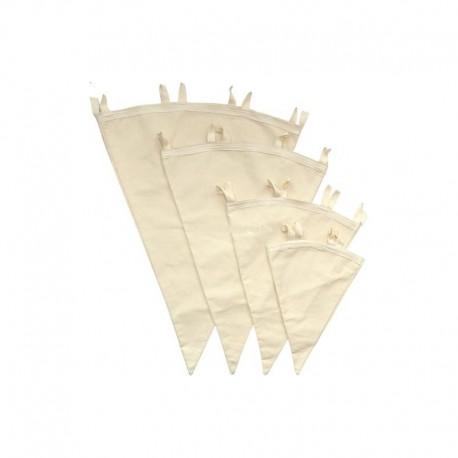 7 L kokvilnas konusveida filtru maiss