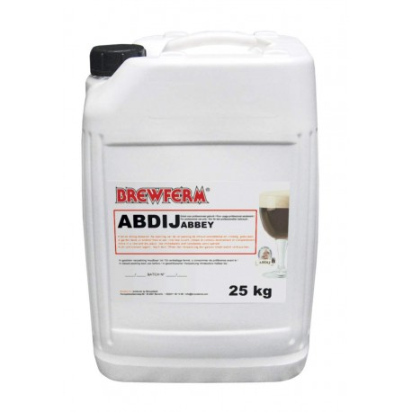Beer kit BREWFERM Abbeybeer 25 kg without yeast