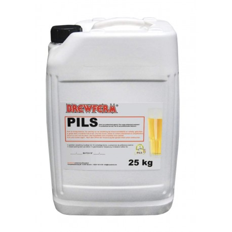 Beer kit BREWFERM pils 25 kg without yeast