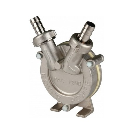 Pump NOVAX Drill 14 (stainless steel) works with the help of drill