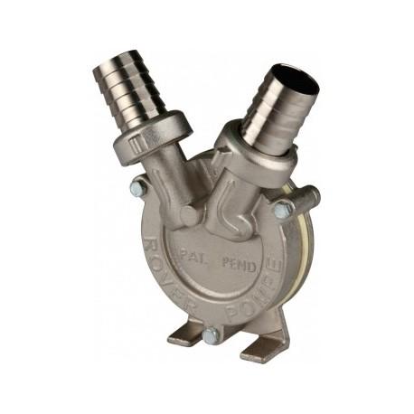 Die NOVAX Drill 25 Pumpe arbeitet mit einem Bohrer