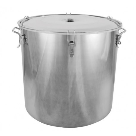Stainless fermenter 161L