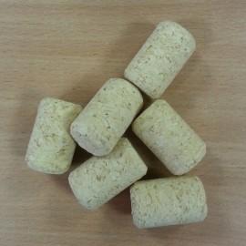 Agglomerated wine corks Ø24/38mm (1000 pcs.)