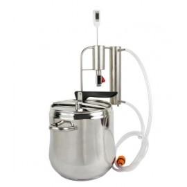 Distiller and pressure cooker 2 in 1 12L
