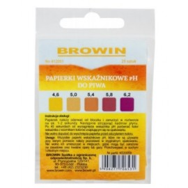 Beer pH Indicator Strips
