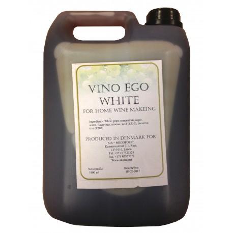 "Veini kontsentraat on ""Ego 5L valge"