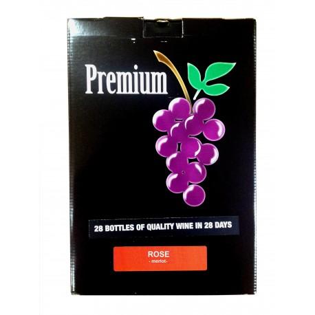 """Wine concentrate """"Premium Rose"""" 5,4 L"""