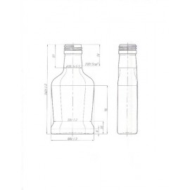 100 ml. bottle (5120 pcs.)
