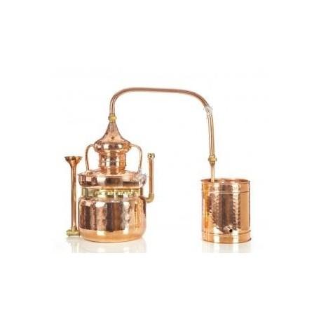 Copper Alembic Bain Marie 20 L