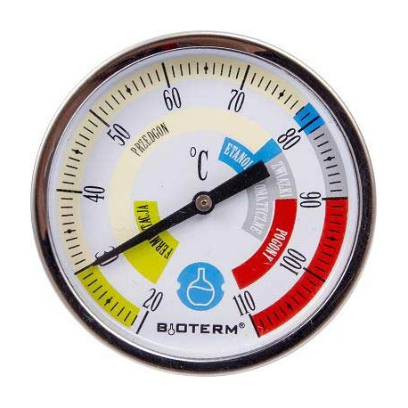 Destillatsiooni termomeeter (+20C...+110C)