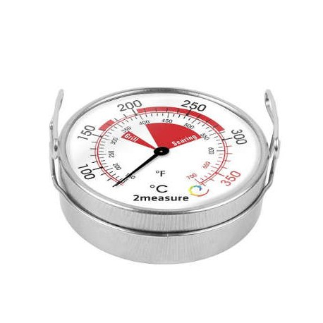 Grill thermometer (70?C - +370?C)