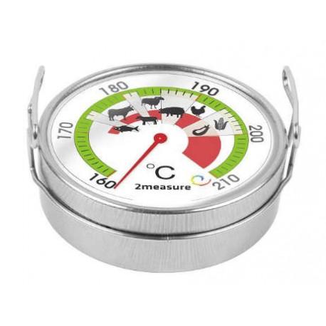 Grillthermometer von (160 ° C bis +210 ° C)