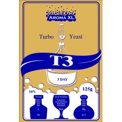 Turbo Yeast  AromaXL T3