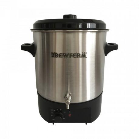 Brewferm electric brew kettle SST 27L