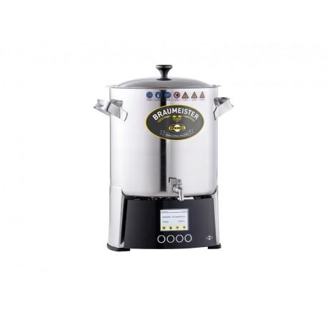 BRAUMEISTER 10L automātiska alus darītava (elektriska)