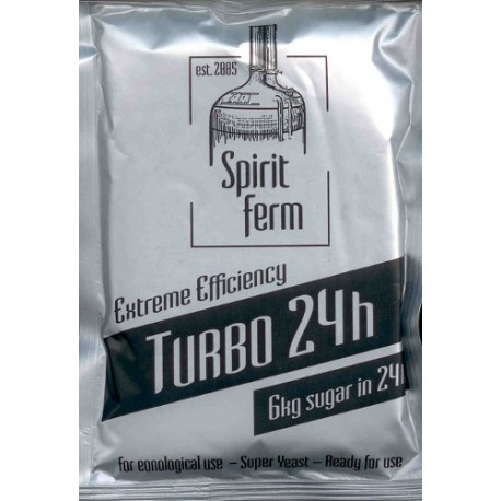 Turbo yeast TURBO24 Spiritferm 195g