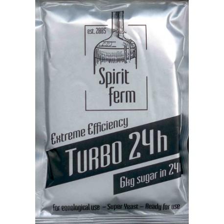 Turbohefe TURBO24 Spiritferm 195g