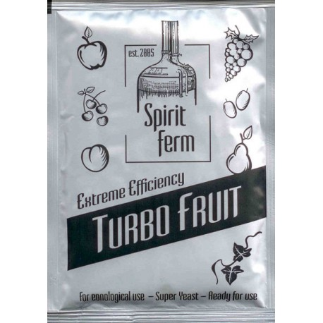 Turbo p?rm PUU-Spiritferm 40g
