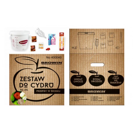 Cider Making Kit (20L)
