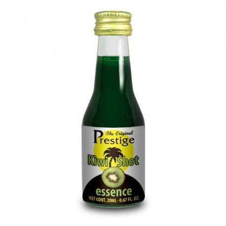 Flavouring Essence 20ml Prestige Kiwi Fruity Shot for 750ml