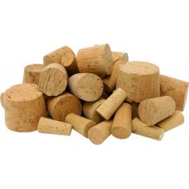 Natural corks Ø21/16mm (10pcs.)