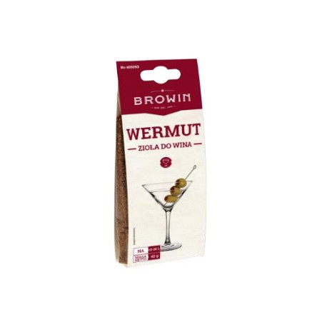 Vermouth herb mix 42g