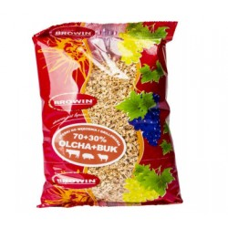 Chips for smoking and grilling 450g (70% alder, beech 30%) KL02 - small
