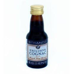 Stränge Exklusive Cognac-Essenz 25 ml (Vorderseite 750 ml)