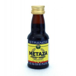 Strands Metaza Greckie brandy essence 25ml (for 750ml)
