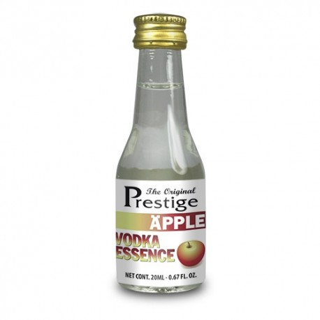 Essence 20ml Prestige Apple Vodka for 750ml