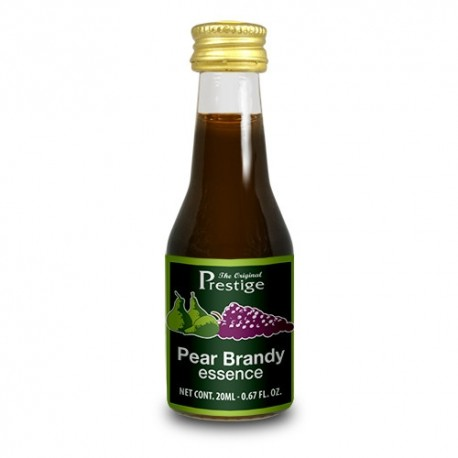 Prestige Pear Brandy Liqueur 25ml