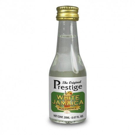 Prestige White Jamaican Rum 20ml