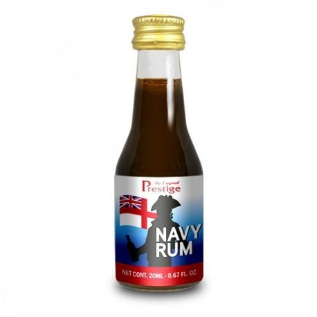 Prestige Navy Rum 20ml